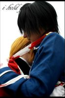 Roy x Edward Cosplay i hold you by Moin2D