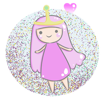 Princess Bubblegum by ametheee