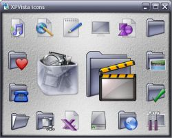 XPVista icons by apbaron