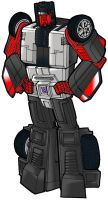 Wildrider Robot Mode Colours by Fetid-Wreck