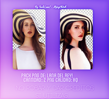+Pack PNG de Lana del Rey by AtziryChIcK