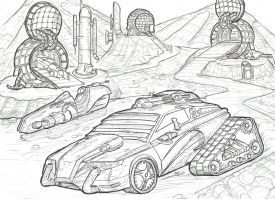 TACTICAL TRANSPORT TOPOGRAPHIC by ELGATO-PERALTA
