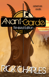 Avant-Garde: Revised Edition Front Cover by DeinonychusEmpire