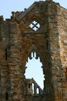 Whitby Abbey 2 by FoxStox