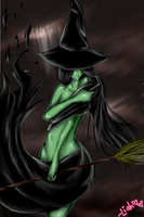 Elphaba by twilinympho