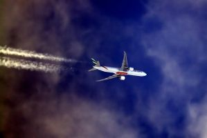 B773 Emirates - A6-EBG II by KILLER289