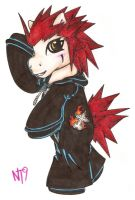 MLP Axel by Neotokyo9