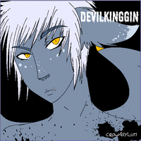 DEVILKINGGIN by AceSanitarium