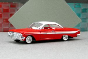 1961 Chevrolet Impala - red f cotd - Revell by Deanomite17703cotd