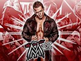 The Miz Wallpaper! by TeamBringIt