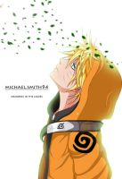 Naruto Uzumaki - Memories in the leaves by EspadaZero