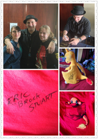 A and G Con: With Eric Stuart by Demi-Plum