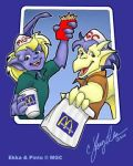 MGC: On the Job by MommySpike