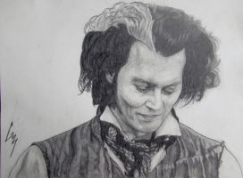 Sweeney Todd by BlackMeow