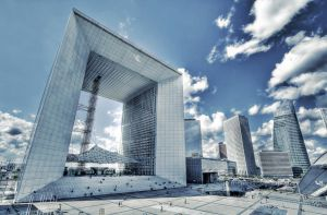 Grande Arche III - Paris by ThomasHabets
