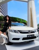 car and the lady by fdjs