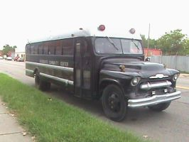 1950's Goldengate Community Center Chevy 6800 by baul104