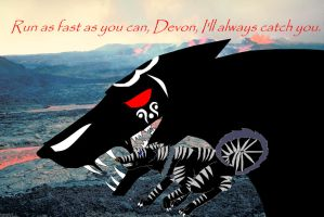 Run as fast as you can... by Zs99