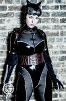 Injustice: Gods Among Us Catwoman by Lisa-Lou-Who