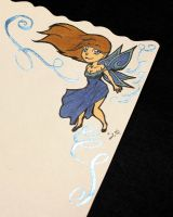 Stationary Fairy by eagle-elf