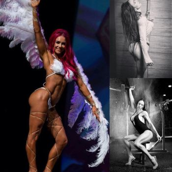 Daily Fitspiration Sarah Pickering by zenx007