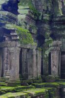 Angkor Gallery 3 by Callu