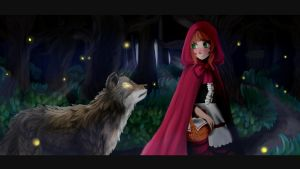 Red Riding Hood by Rubi-one-chan