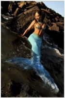Mermaid contemplation by wildplaces