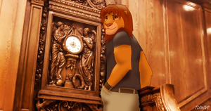 At The Clock by TLK4EVR