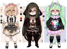 [CLOSED] Adopt Set 1 by TerraTerrific