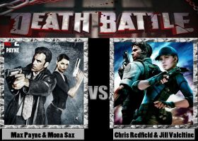 Max and Mona vs. Chris and Jill by CZProductions