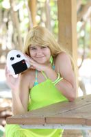 Beach Day - Beki 05 by EBIPhotography