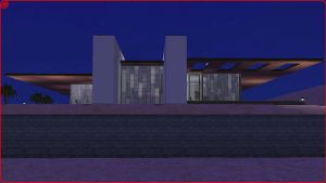 Sims 2 Simple modern by RamboRocky