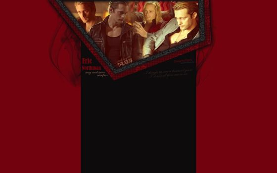 True Blood - Eric Northman by Clarris13