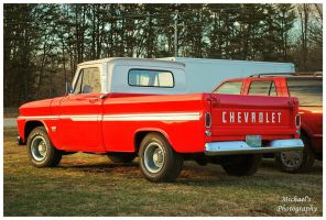 A Cool Chevy Truck by TheMan268