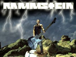 rammstein by panthers93