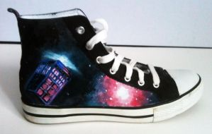 Doctor Who Shoes 2 by Tchuff