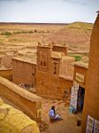 a tuareg village in morocco by mariannabolognesi