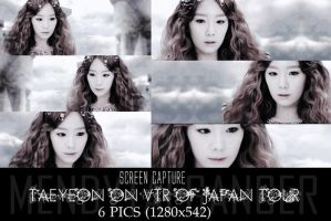 Taeyeon ScreenCapture #1_(6Pics) by MendyTaegnager