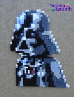 Darth Vader Bead Sprite by SerenaAzureth