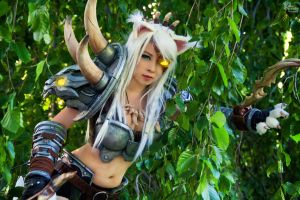 Rengar III by EnchantedCupcake