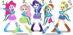 12345.......... Wait what is missing? by RainbowTP