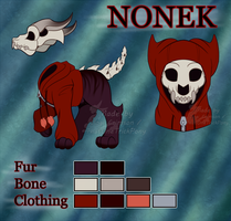 :ref: - Nonek by Dogi-Crimson