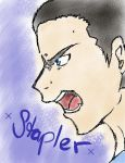 Angry Stabler by Souffrances