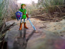 Link Fan Art 1 by J-OakSong1