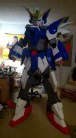 Wing Zero Custom Cosplay WIP - 1 by UbersCosplay