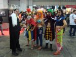 One Piece cosplays - Salon Manga Barcelona 2014 by Timagirl