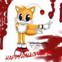Tails Doll Halloween2010 by WhiteMageTifa