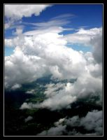A View from Above by carepa