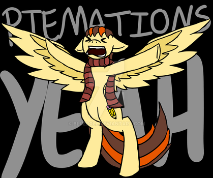 Piemations YEAAAAAAAAAH! by blued0ll